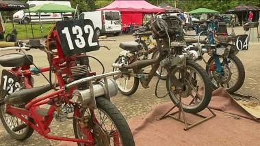 Rennes : Rock'n Solex a 51 ans / © Vincent Bars - France 3 Bretagne