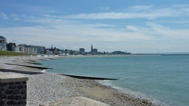 La plage du Havre vue de Sainte-Adresse (Archives) / © Photo : Richard PLUMET / France 3 Normandie