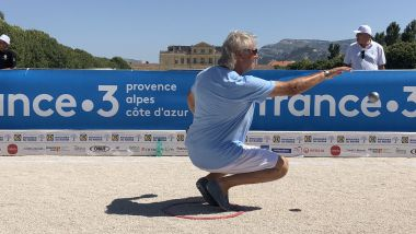 Marco Foyot passe le second tour. / © Quentin Caricondo / France 3 Provence-Alpes