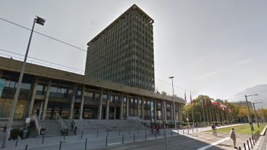 La mairie de Grenoble, photo d'illustration. / © Google Street View
