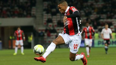 Alassane Pléa quitte Nice pour Mönchengladbach. / © Cyril Dodergny / MAX PPP