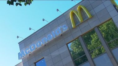 Le restaurant MacDonald's de Nevers