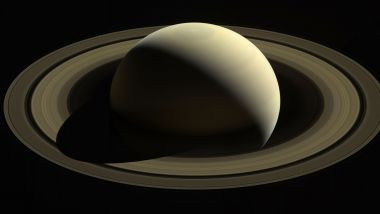 Saturne / © AFP PHOTO / NASA/JPL-CALTECH/SPACE SCIENCE INSTITUTE""