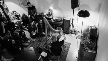 Concert en appartement - Laura Perrudin / © I'm from Rennes - © Mip Pava
