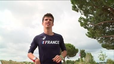 L'athlète de 17 ans aspire à participer aux JO de Paris en 2024. / © France 3 Occitanie