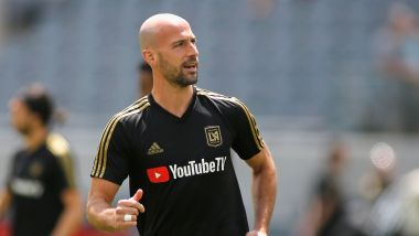 Laurent Ciman, en juillet 2018. / © Katharine Lotze / GETTY IMAGES NORTH AMERICA / AFP