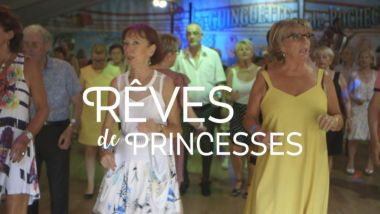 Rêves de princesses, un documentaire de Vincent Desombre / Coproduction FTV et 13 Productions / © 13 Productions / Ftv