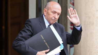 Gérard Collomb, photo AFP
