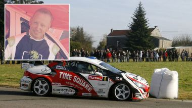 Photo d'illustration du Rallye de Condroz en 2011. / © Willy Weyens / BELGA / AFP & Facebook