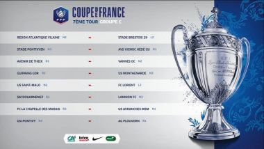 Coupe de France 7eme tour 2018 / © FFF