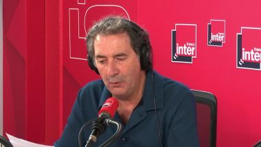 François Morel sur France Inter