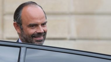 Edouard Philippe / © JACQUES DEMARTHON / AFP