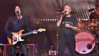 Le groupe Tears for fears sera au festival Beauregard le 7 juillet 2019 / © Gustavo Caballero / GETTY IMAGES NORTH AMERICA / AFP