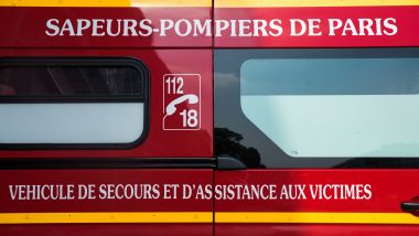 Un véhicule des pompiers de Paris (illustration). / © IP3 PRESS/MAXPPP