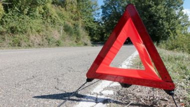 Illustration de triangle de présignalisation / © pxhere / google images / CC