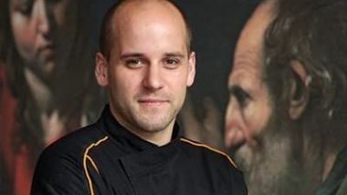 Le chef du Cénacle à Toulouse, Thomas Vonderscher