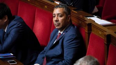 Mustapha Laabid, député de la 1ère circonscription d'Ille-et-Vilaine / © IP3 PRESS/MAXPPP - C. Morin