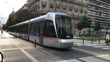 Le tramway de Grenoble - Photo d'illustration / © Yann Gonon France 3 Alpes.