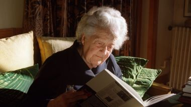 Germaine Tillion (1907-2008), ethnologue et figure de la Résistance française. / © MANOOCHER DEGATHI / AFP FILES / AFP