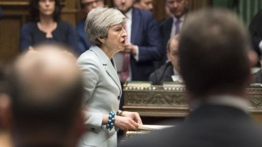 © Mark DUFFY / UK PARLIAMENT / AFP