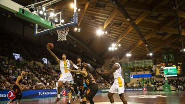William Howard du CSP. / © A.Abalo/france 3 limousin