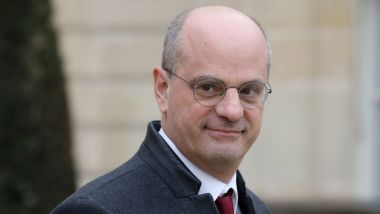 Jean-Michel Blanquer, ministre de l'Education Nationale et de la Jeunesse / © LUDOVIC MARIN / AFP