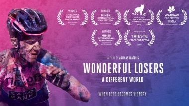 "Thibaut Pinot assistera à la première diffusion du film ""Wonderful Losers"" en France / © Wonderful Losers"