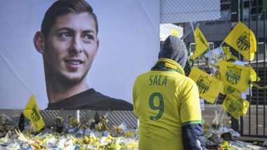 L'hommage à Emiliano Sala, à Nantes - Photo d'illustration / © LOIC VENANCE / AFP