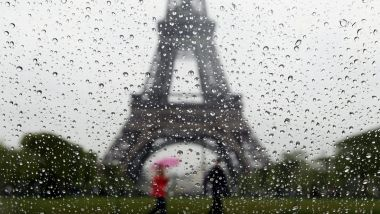 De fortes pluies tombent à Paris et en Île-de-France (illustration, photo prise en avril 2012). / © PHOTOPQR/LE PARISIEN