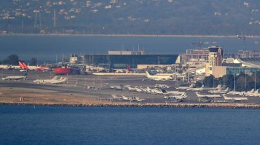 Aéroport de Nice (Archives) / © VALERY HACHE / AFP