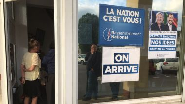 Le vote RN en Charente / © Bruno Pillet, France Télévisions