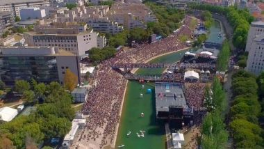 Montpellier - affluence au FISE - archives / © FISE