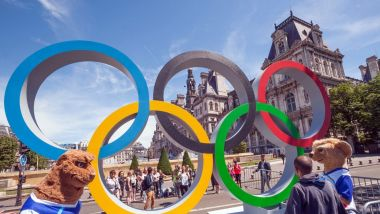 En Seine-Saint-Denis, le village olympique devrait accueillir les sportifs avec 14 000 lits pour les JO de Paris 2024 (illustration : « Journée olympique » en juin 2018 à Paris). / © IP3 PRESS/MAXPPP