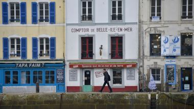 Belle-Île / © LOIC VENANCE / AFP