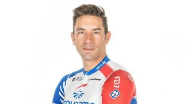 William Bonnet. / © Equipe Cycliste Groupama-FDJ
