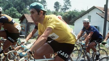 Eddy Merckx sur le Tour de France 1969 / © AFP / BELGA