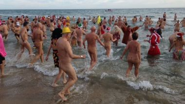Image d'illustration : naturistes au Cap d'Agde / © France 3
