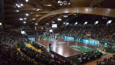 Le Stade Beaublanc / © Limoges CSP