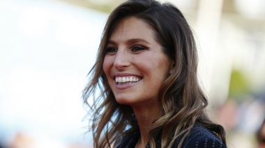 Laury Thilleman sera à Monaco ce week-end. / © CHARLY TRIBALLEAU / AFP
