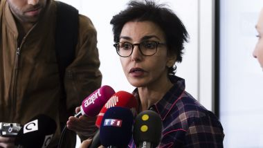 Rachida Dati est la favorite pour obtenir l'investiture LR pour les Municipales 2020 à Paris. / © IP3 PRESS/MAXPPP