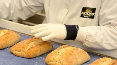 Bridor fabrique pains et viennoiseries / © PHOTOPQR/OUEST FRANCE/MAXPPP