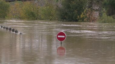 La Midouze en crue à Tartas. Photo d'illustration. / © France 3 Aquitaine