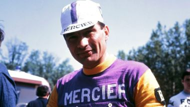 Raymond Poulidor, lors du Tour de France 1968 / © Archives AFP