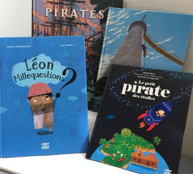 4 aventures de pirates / © Tiphaine Pfeiffer