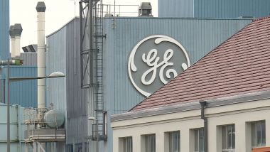 Le site de General Electric à Belfort. / © R.Poirot - France Télévisions