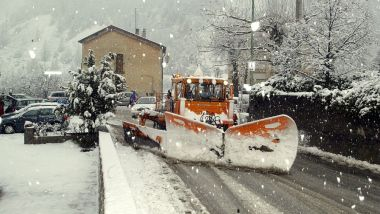 Illustrations - Neige sur les routes / © RICHARD RAY/Max PPP