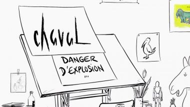 Chaval, danger d'explosion, le documentaire qui raconte le dessinateur