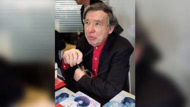 Michel Ragon -2001 Salon du Livre de Paris