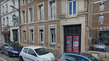Le siège d'Amiens for Youth, situé au n°33 du mail Albert-Ier. / © Google StreetView 2019