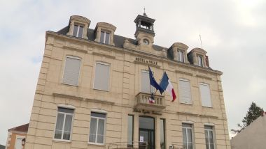 La mairie de Montchanin. / © France 3 Bourgogne